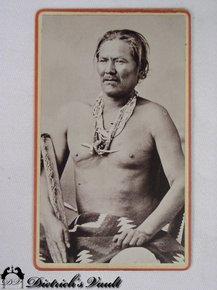 Native American Carte de Visite For Sale  Antiques.com  Classifieds