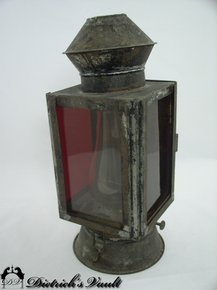 tin railroad signal lantern for sale classifieds. Black Bedroom Furniture Sets. Home Design Ideas
