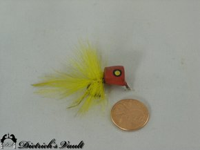 how to work a fly lure