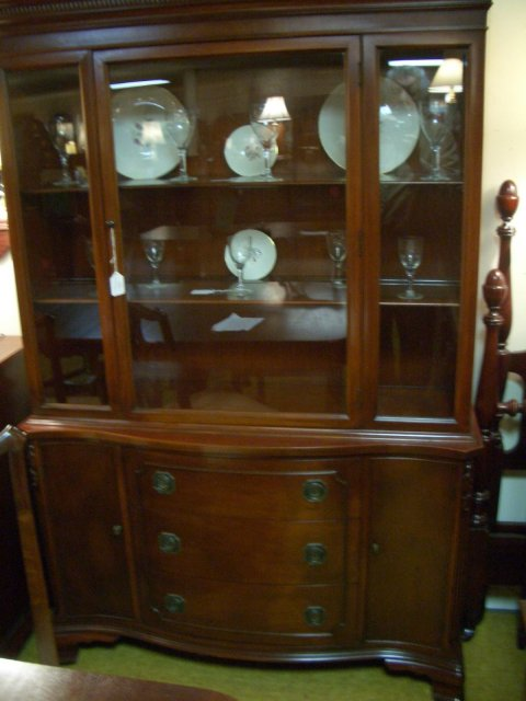 Mahogany china cabinet - For Sale - Mahogany China Cabinet For Sale Antiques.com Classifieds
