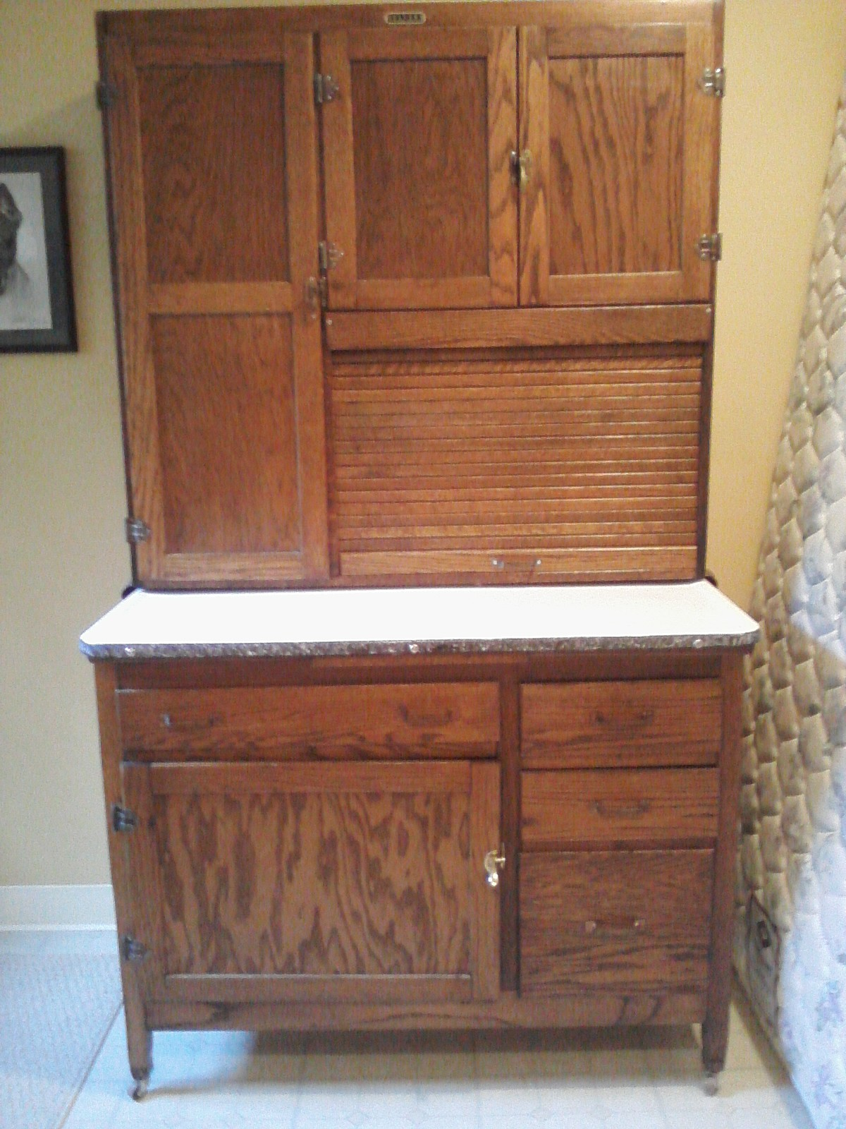 sellers hoosier cabinet for sale antiques com classifieds