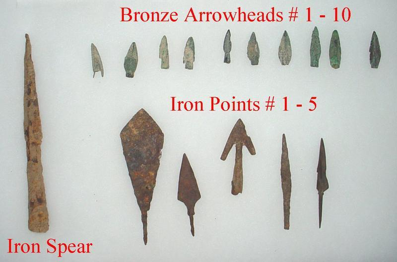 Iron and Bronze