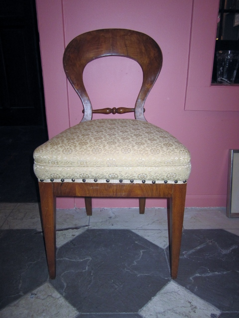 Biedermeier chair vienna c 1825 for sale for Furniture 1825
