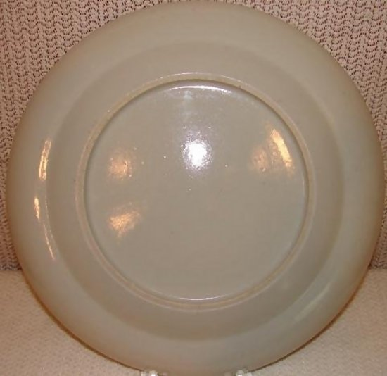 c 1840 chinese export blue fitzhugh dinner plate for sale classifieds. Black Bedroom Furniture Sets. Home Design Ideas