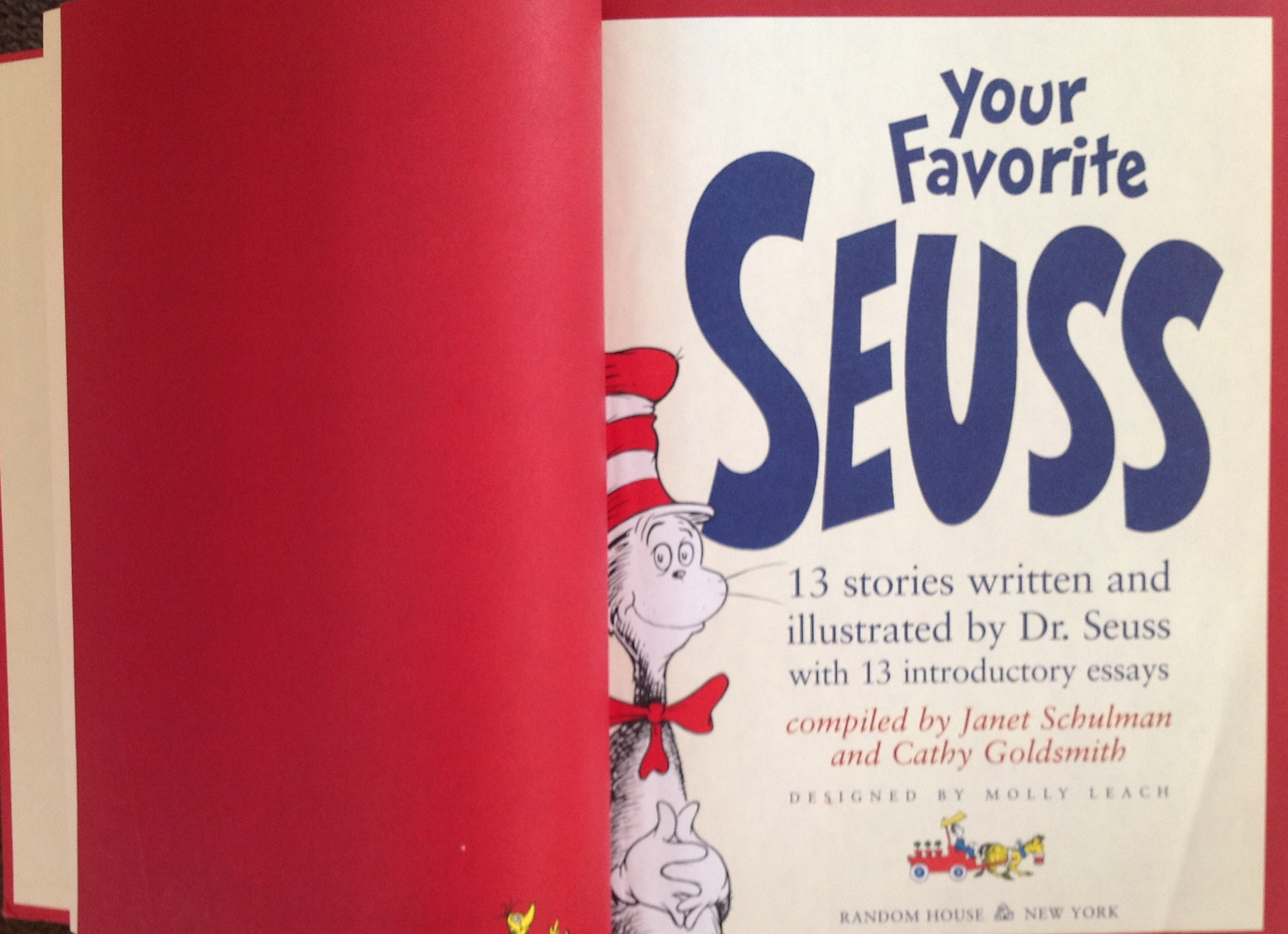 essays on dr. seuss The lorax is a children's book written by dr seuss that addresses the issues of environmental destruction and consumerism essay the lorax was right.