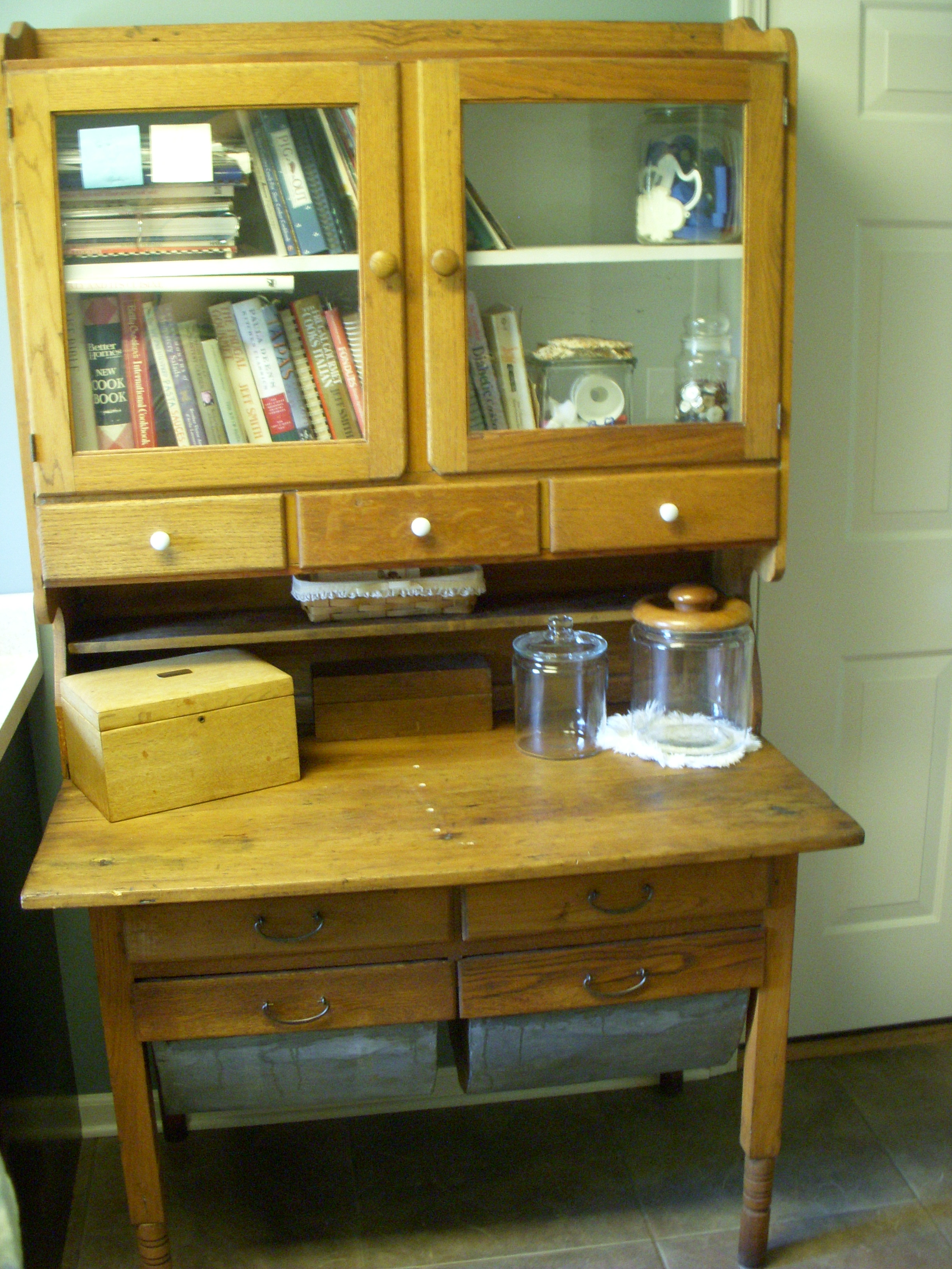 POSSUM BELLY CABINET For Sale | Antiques.com | Classifieds