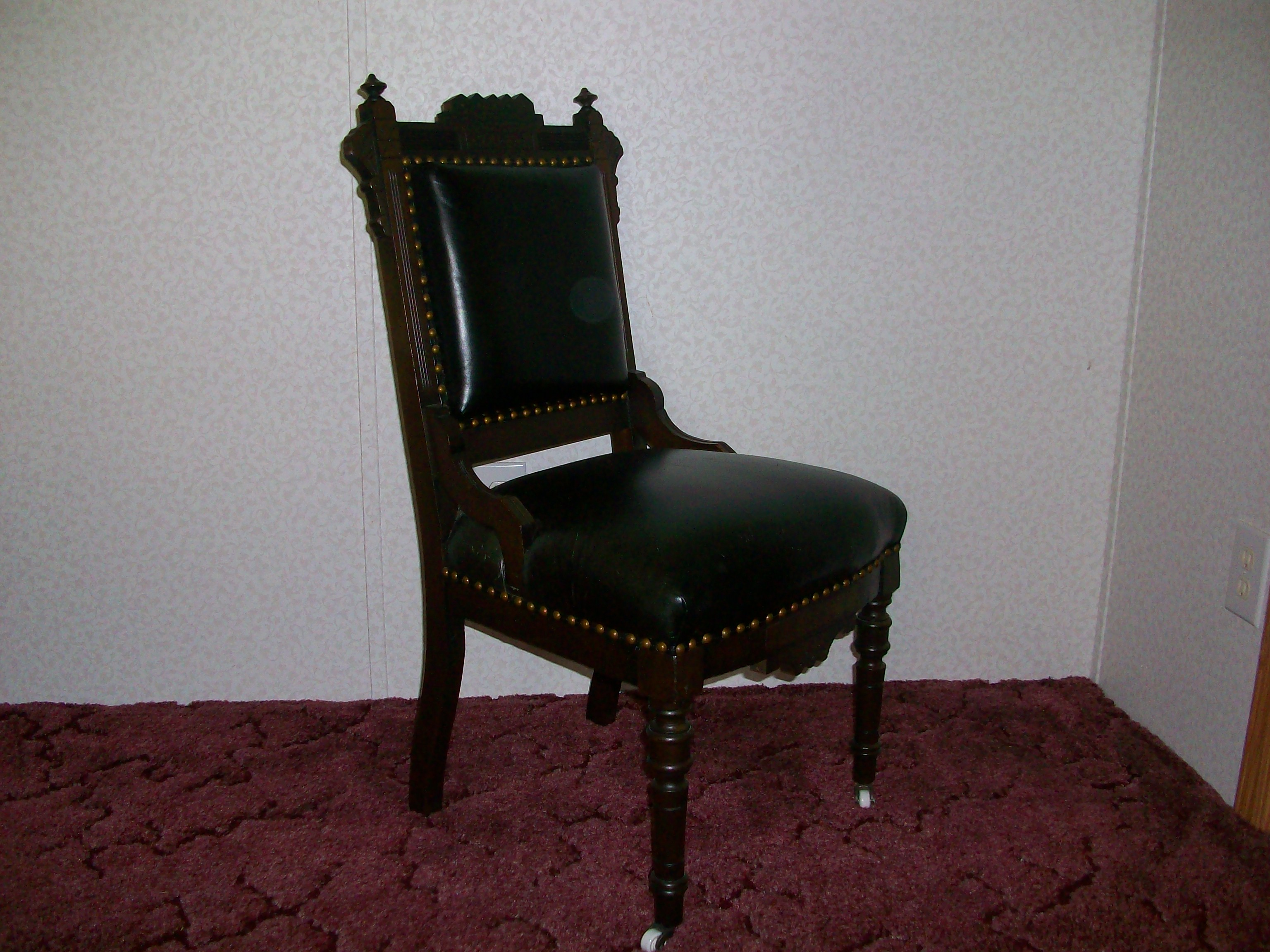 Set of 4 eastlake side chairs for sale for Side chairs for sale
