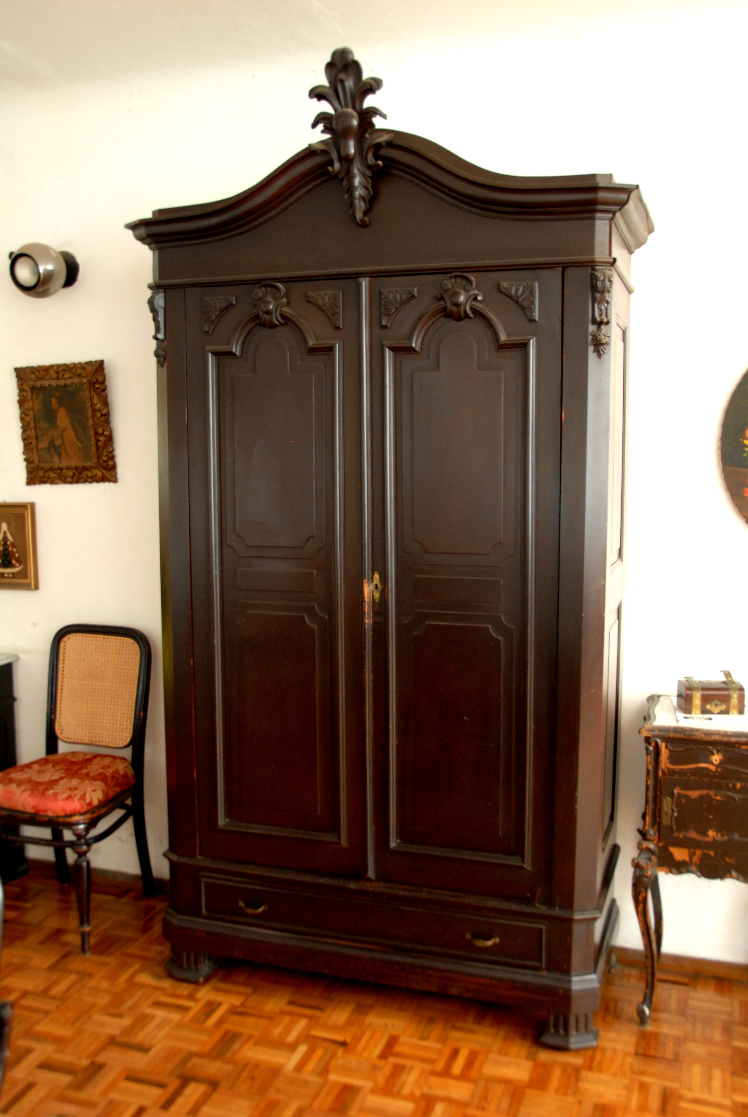 Wardrobe For Sale | Antiques.com | Classifieds