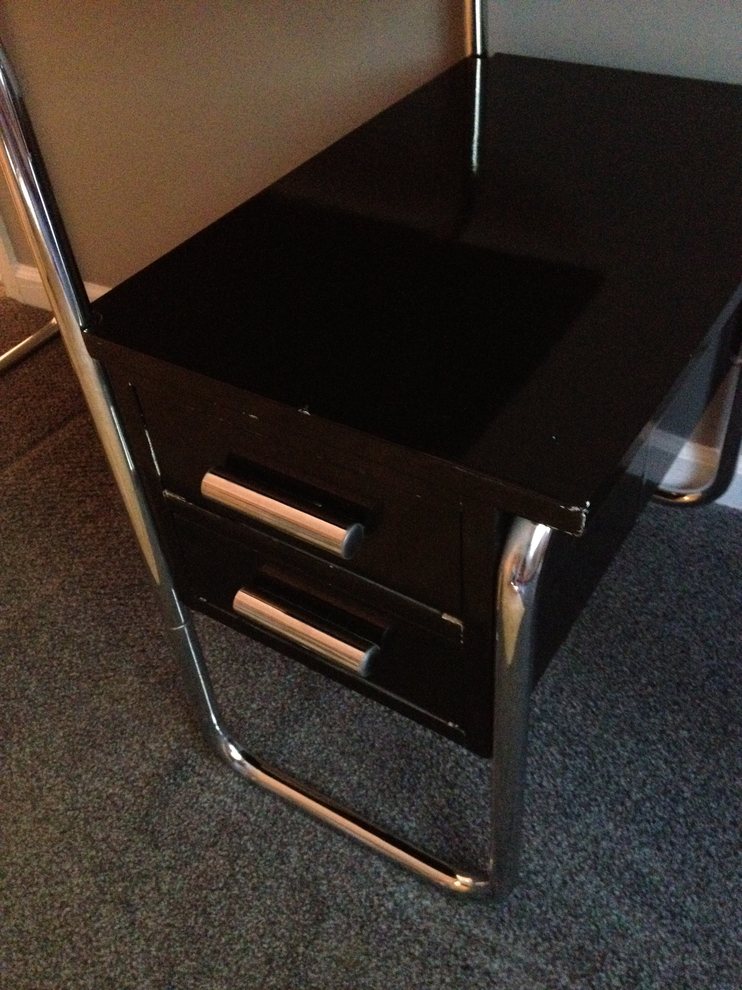Art Deco Dressing Table And Chair C 1920 S For Sale