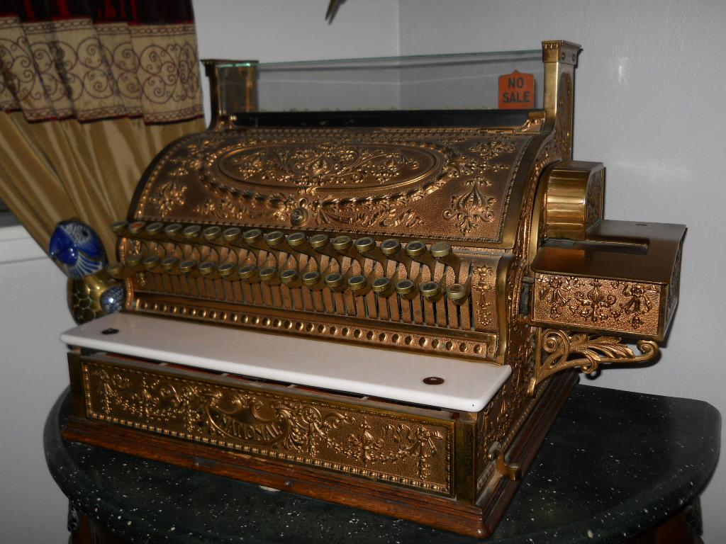 National Cash Register For Sale | Antiques.com | Classifieds