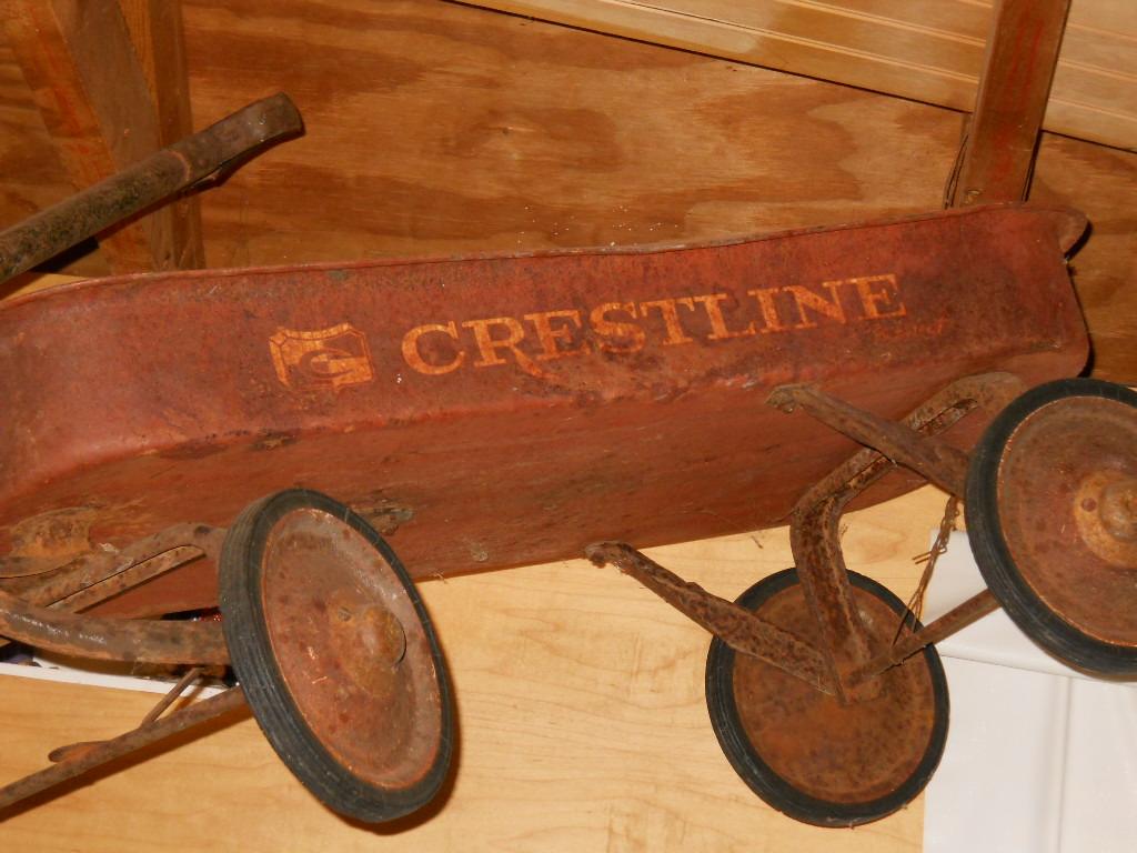 Crestline Wagon For Sale Antiques Com Classifieds