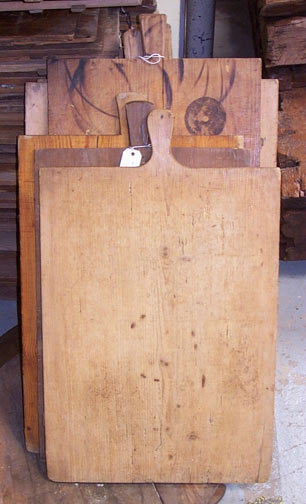 vintage bakery bread boards from holland 1940s for sale antiques