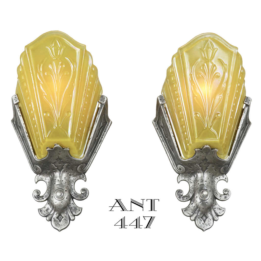 Awesome Art Deco Wall Sconces   About My Blog