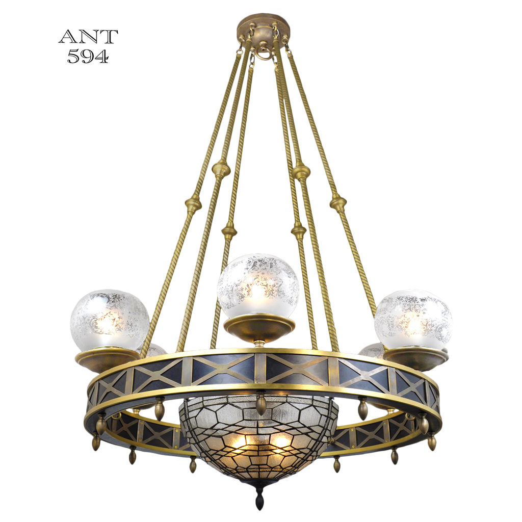 Mid Century Vintage Lights For Sale: Mid-Century Modern 10 Light Chandelier Ceiling Fixture W