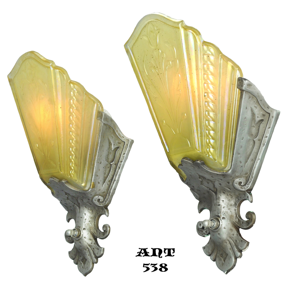Antiques.com | Classifieds| Antiques » Art Deco » Art Deco Lighting ...
