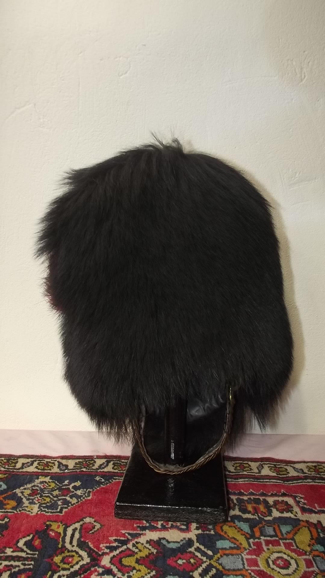 bear skin hat coldstream guards vintage for sale antiques com
