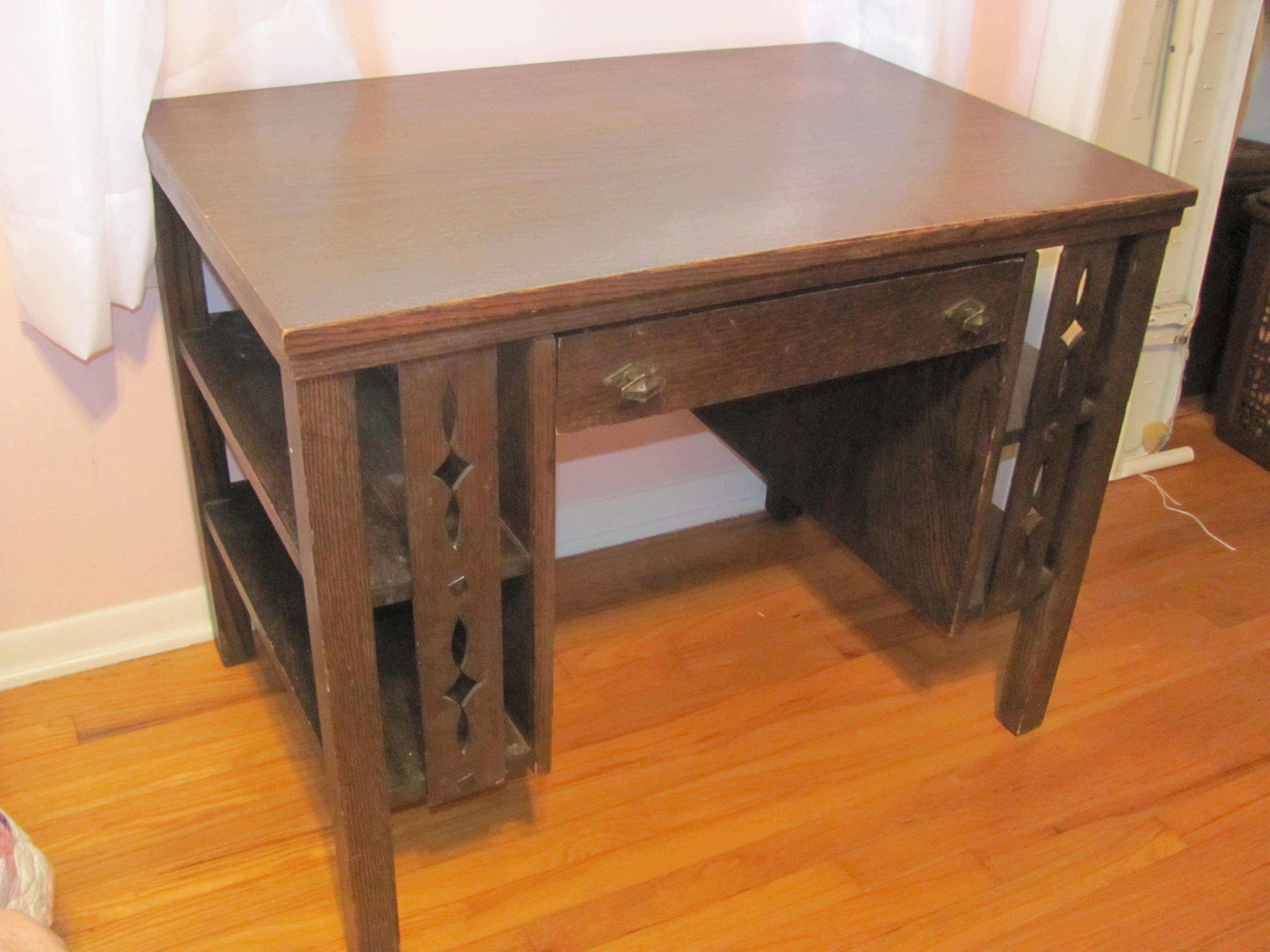 Antique Mission Desk 225 00