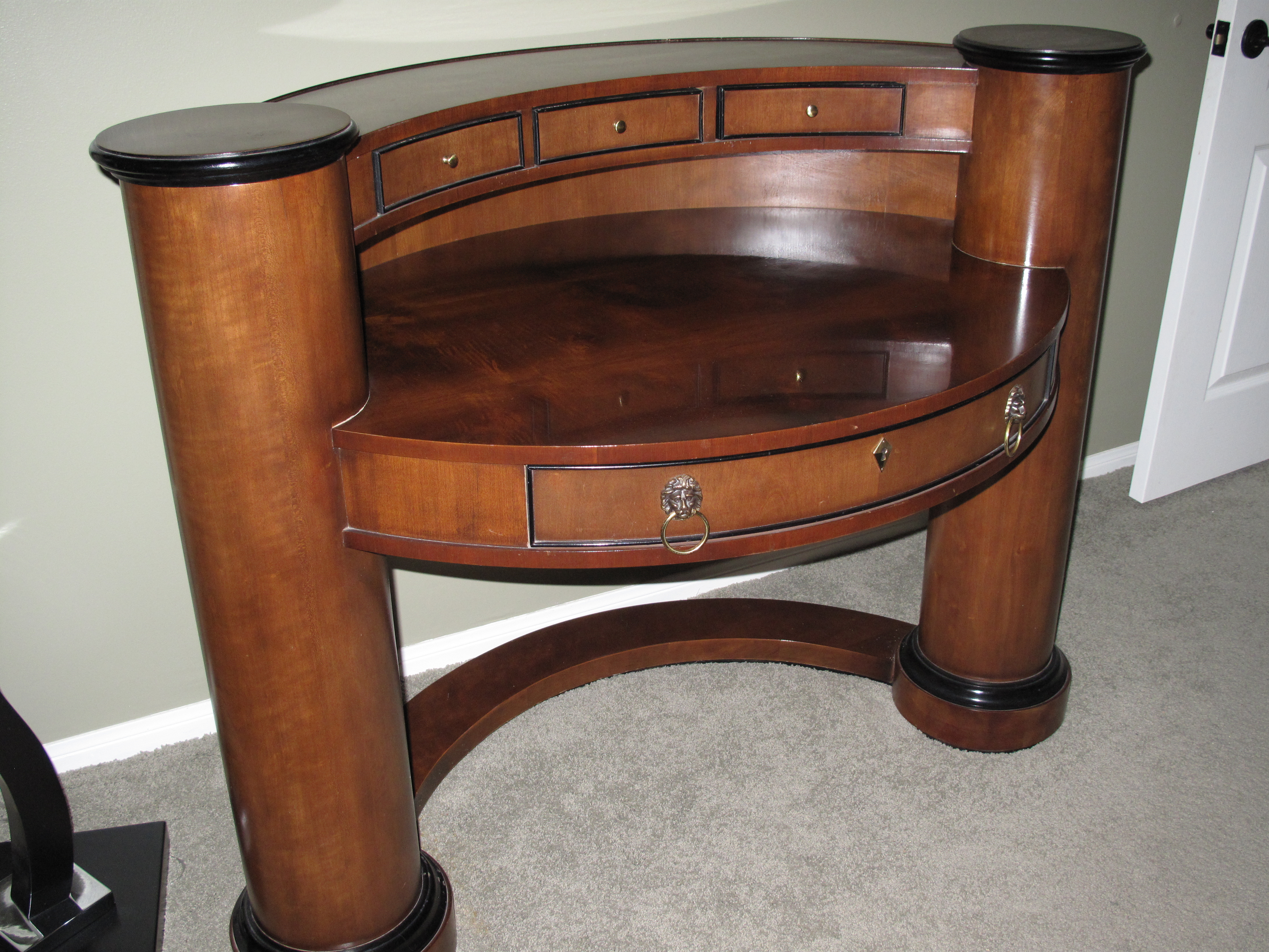 Century Furniture Company A Few Years Back Advised Me That They Stopped Producing This Desk Many Ago I Purchased New Around 1995