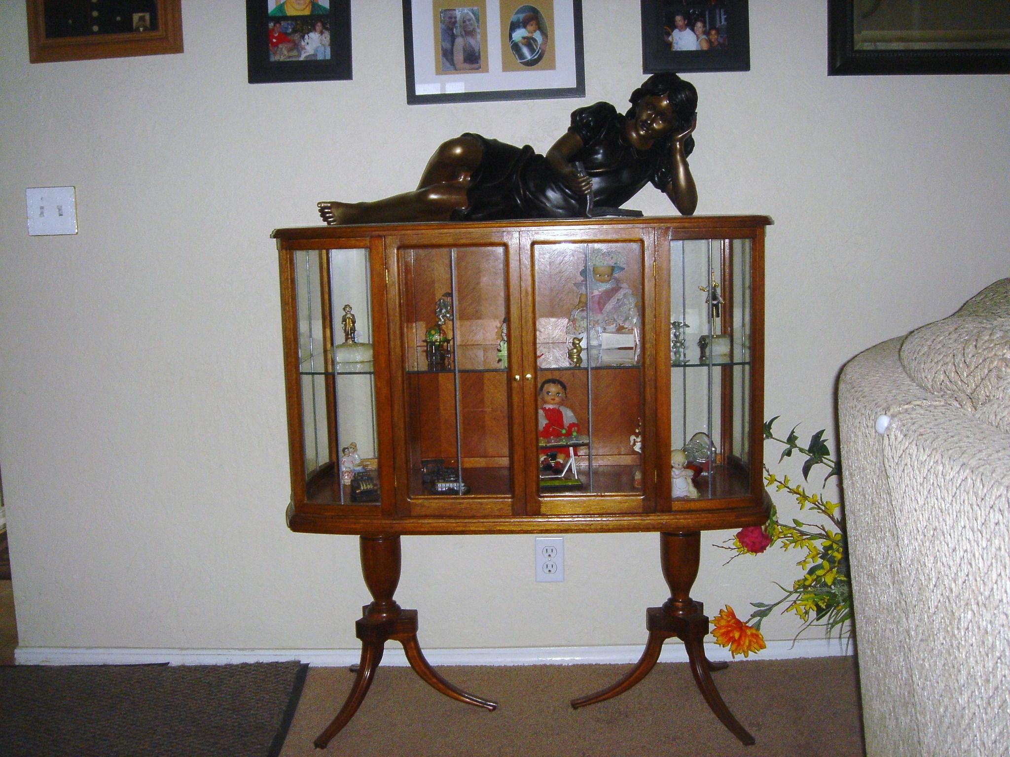 Unique Curio Cabinet For Sale Antiques Com Classifieds