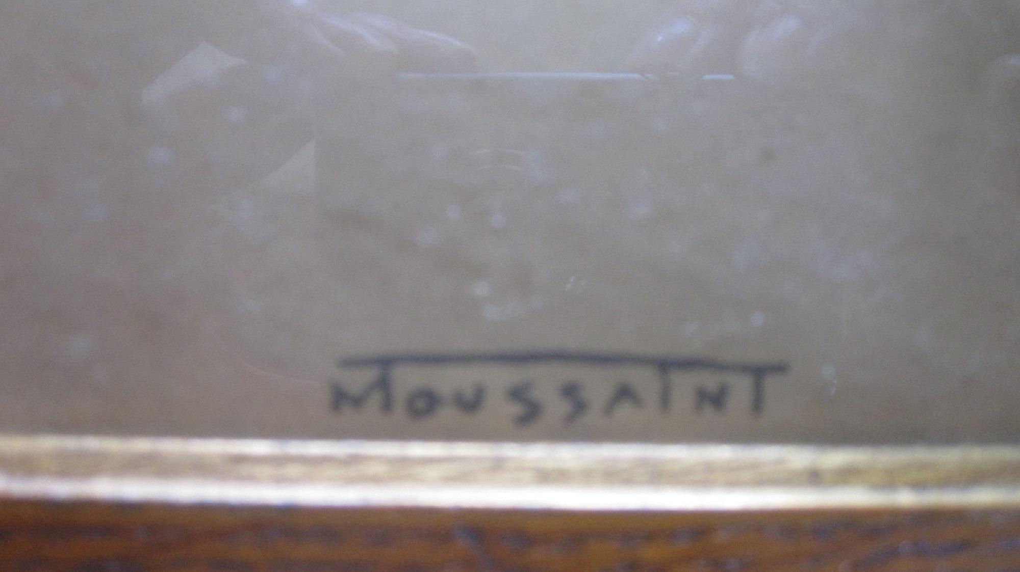vintage silkscreen