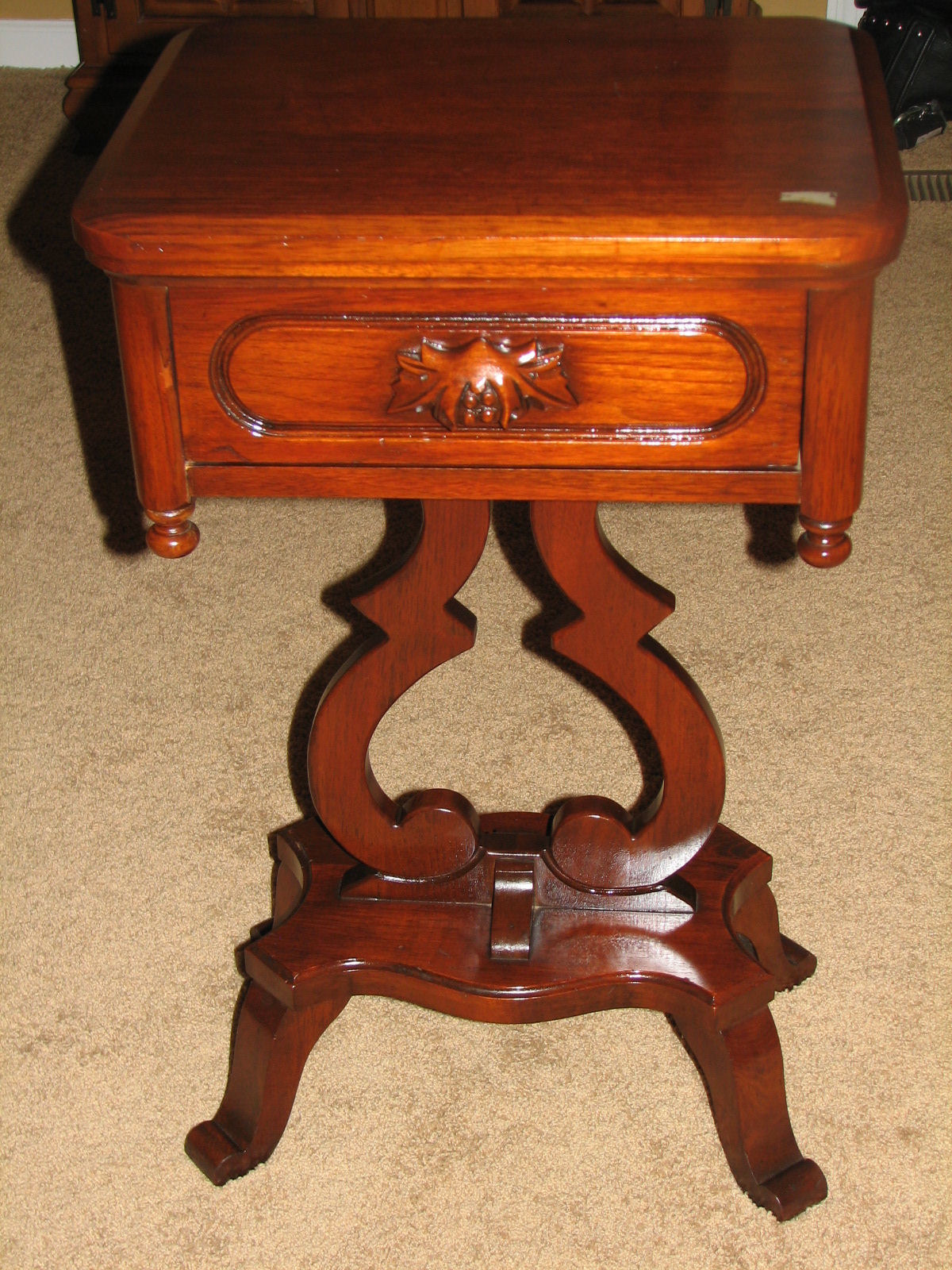 Lillian Russell Black Walnut Bedroom Set For Sale Classifieds