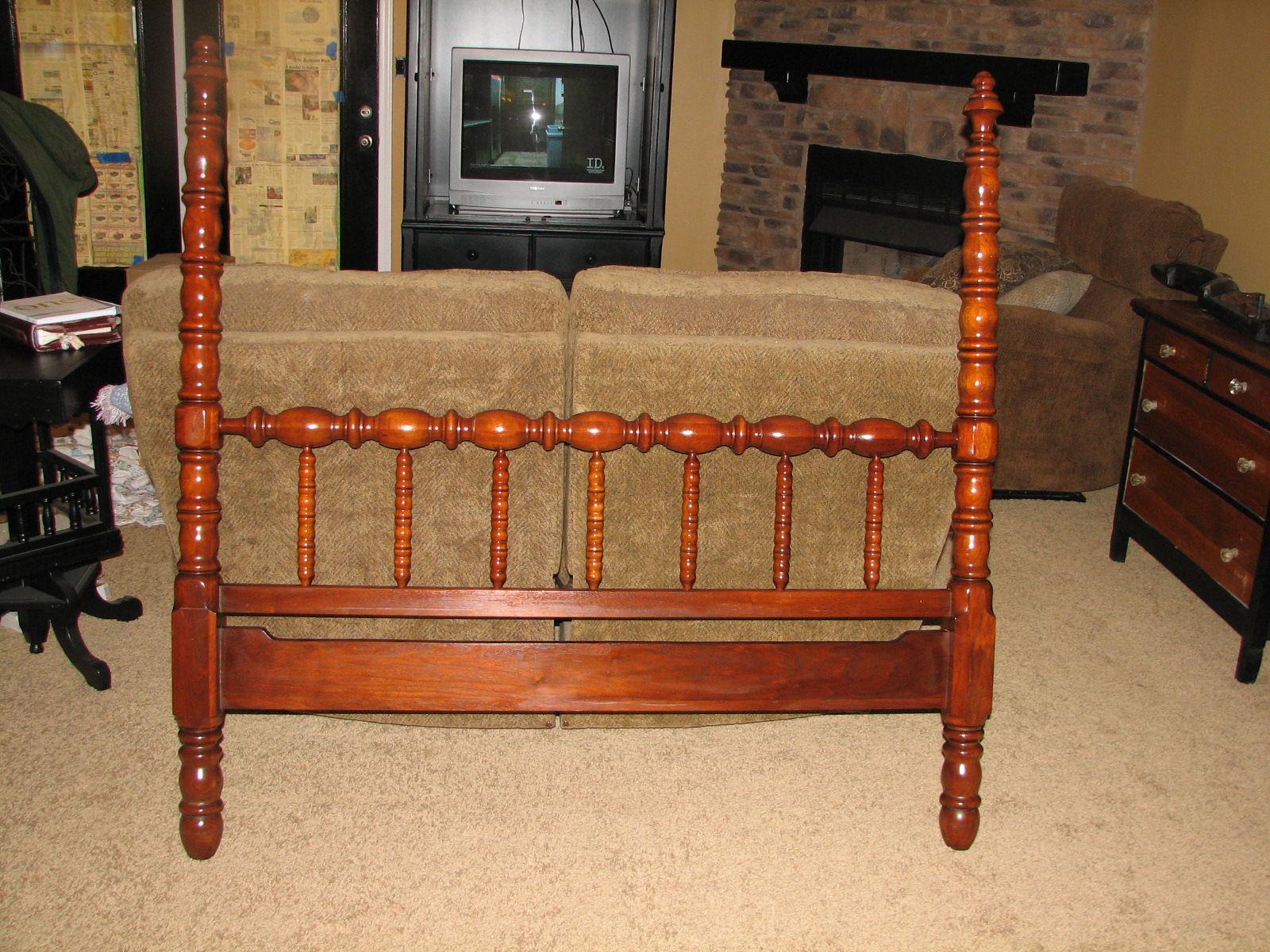 Lillian Russell Bedroom Furniture : Lillian Russell Black Walnut Bedroom set For Sale  Antiques.com ...