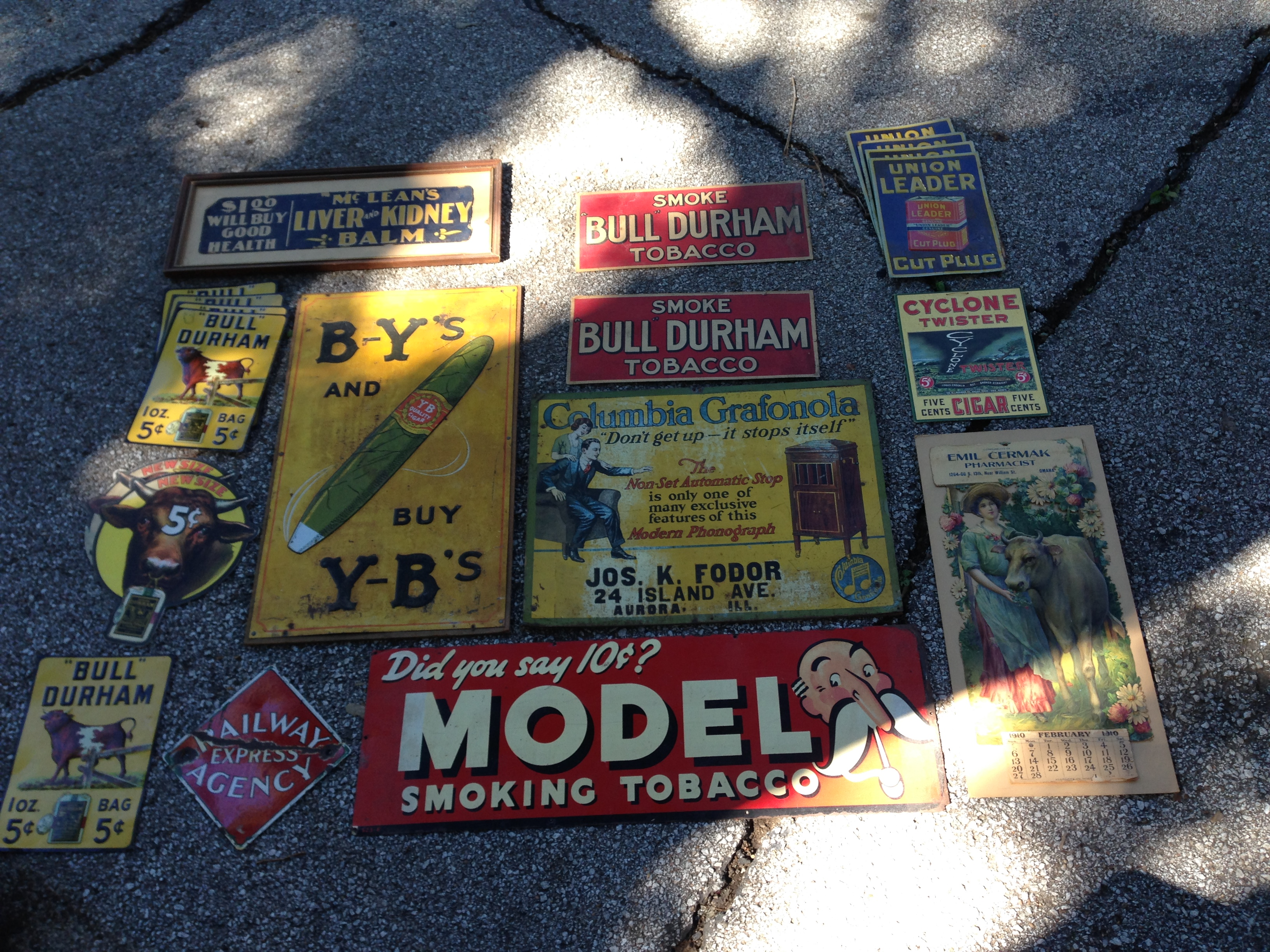 Antique signs for sale for sale classifieds for Antiques and collectibles for sale