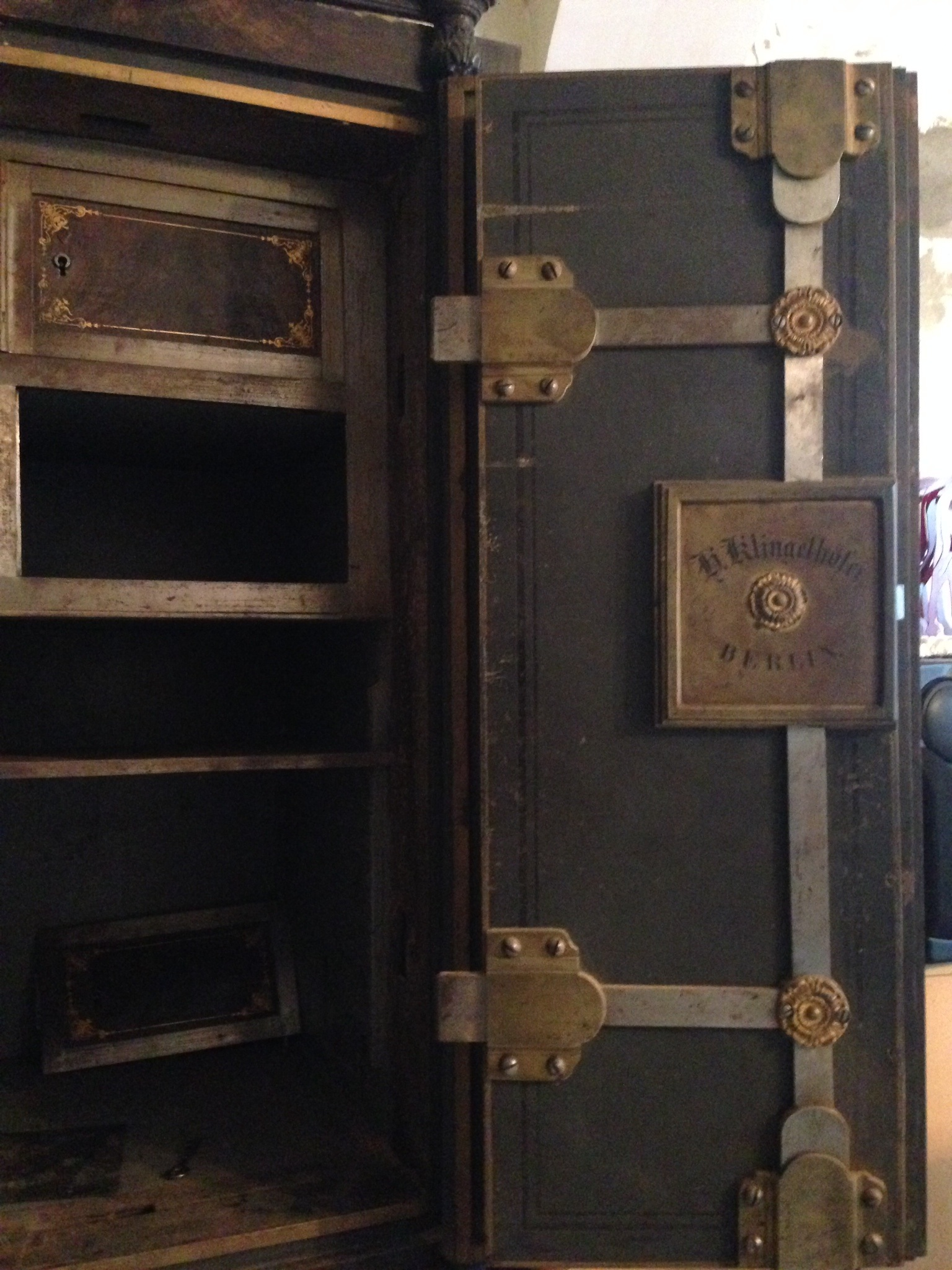 Antique German Safe For Sale Antiques Com Classifieds