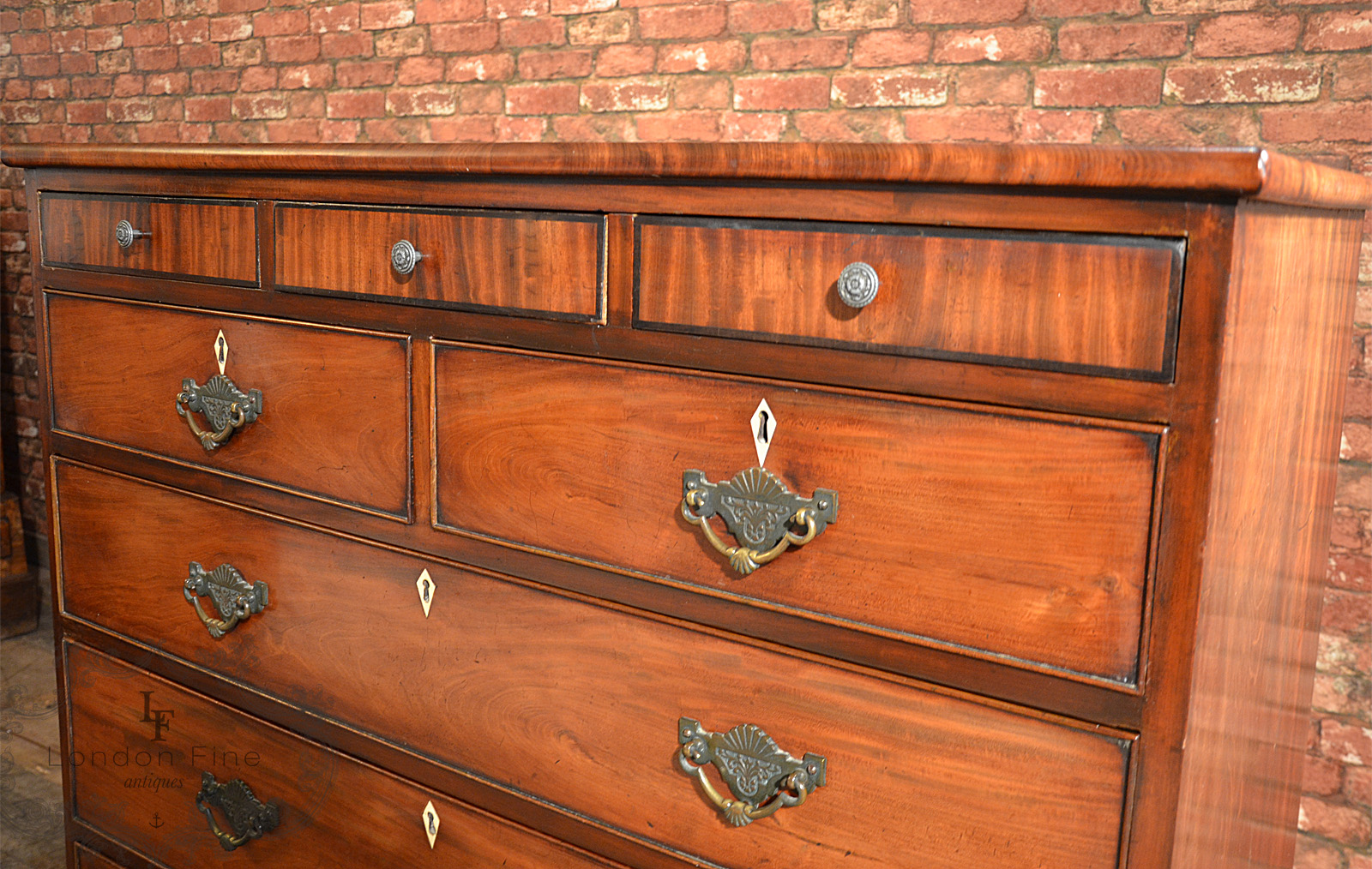 #B85913 Antique Chest Of Drawers Georgian English Tallboy Mahogany  with 1600x1014 px of Highly Rated Vintage Tallboy Chest Of Drawers 10141600 picture/photo @ avoidforclosure.info