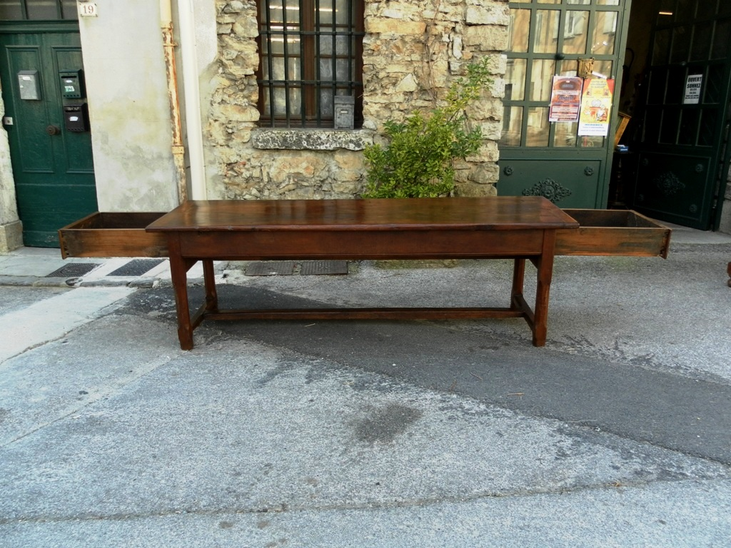 1ff177217ecc 18th century French farmhouse table