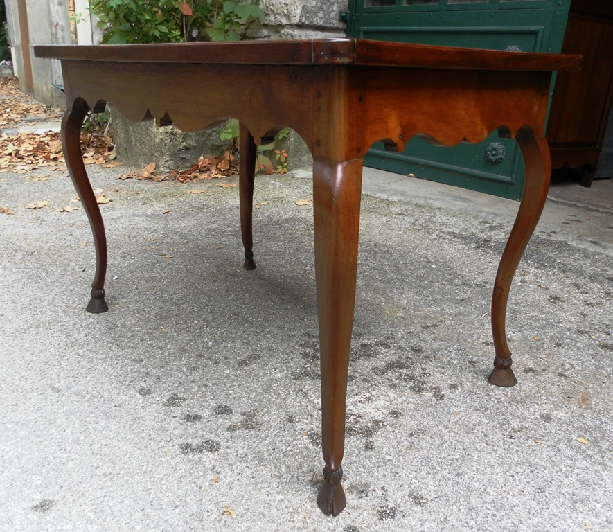 French louis xv period card table for sale - Table de chevet louis xv ...