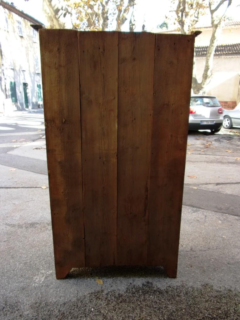 Rare 18th century Uzès cabinet / armoire For Sale ...