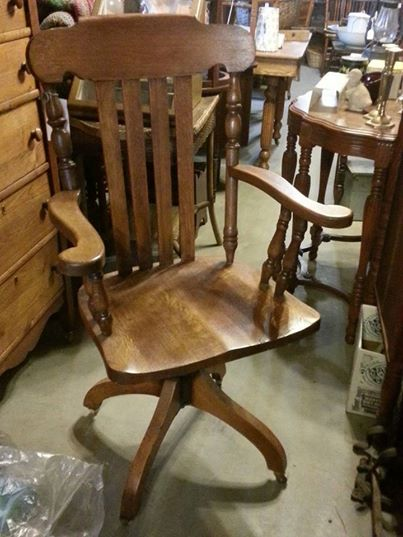 Oak Office Chair For Sale Classifieds