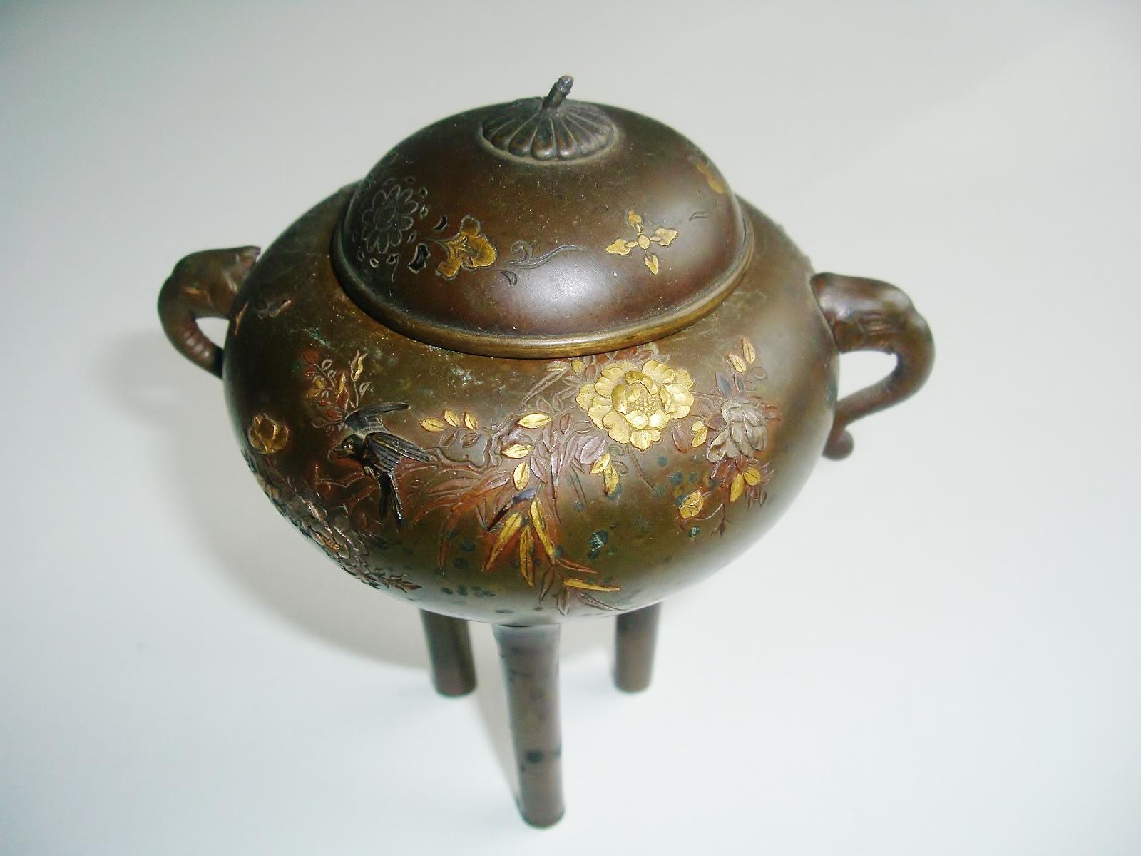 incense burner asian