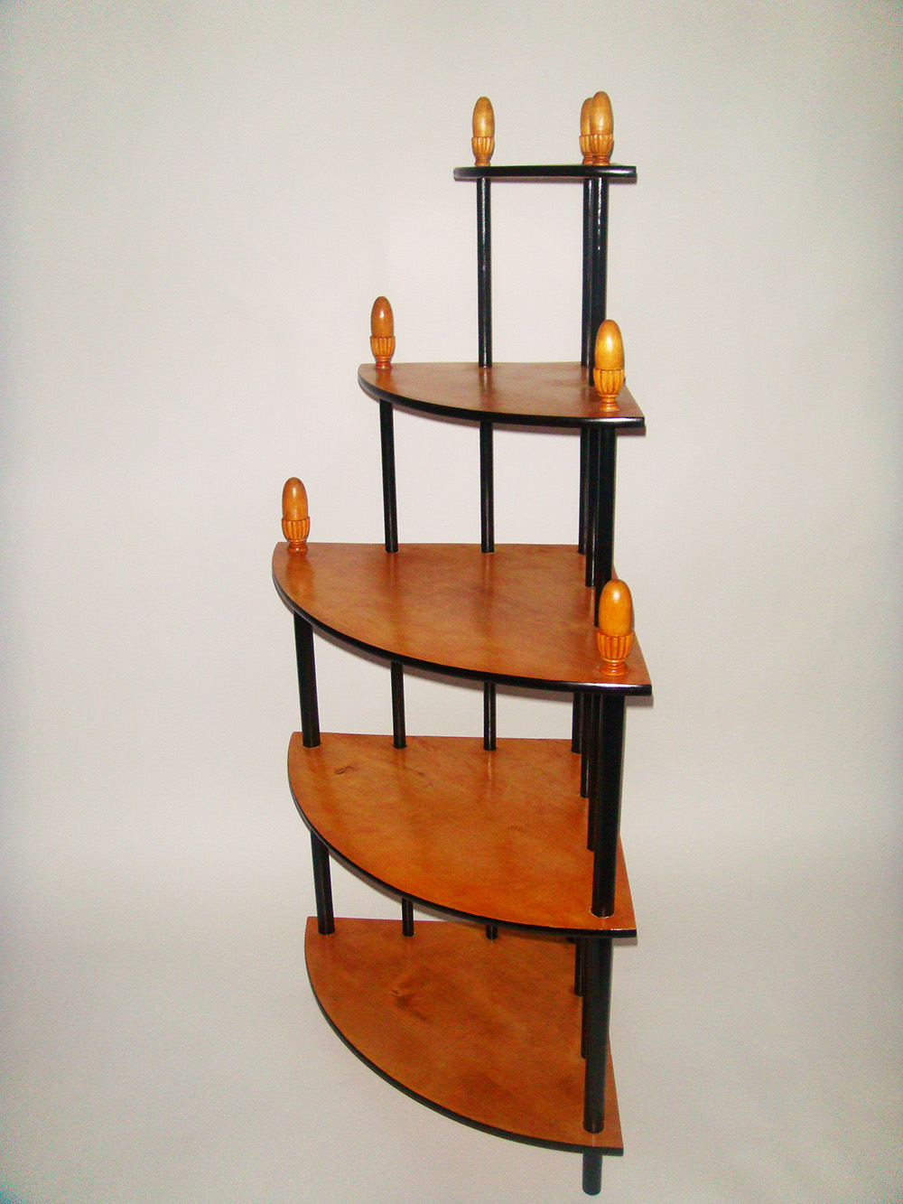 swedish etagere from 19th century for sale. Black Bedroom Furniture Sets. Home Design Ideas