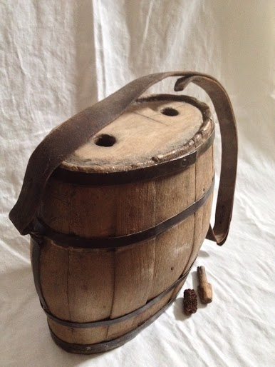 Revolutionary War Canteen Military Style 18th Century