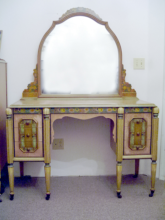 Unique Romantic Classical Revival Bedroom Set Suite 1930
