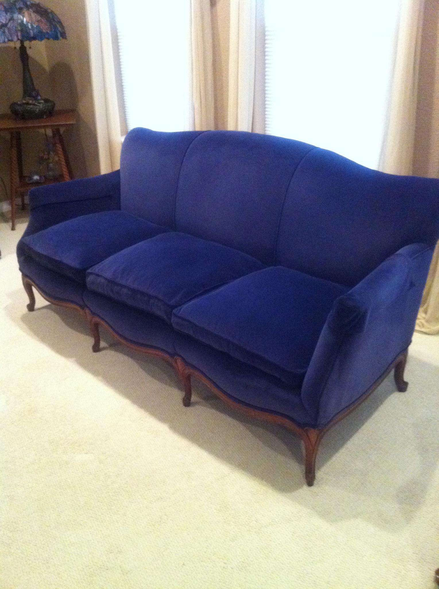 Vintage Sofa For Sale Fainting Antique Fainting For Sale