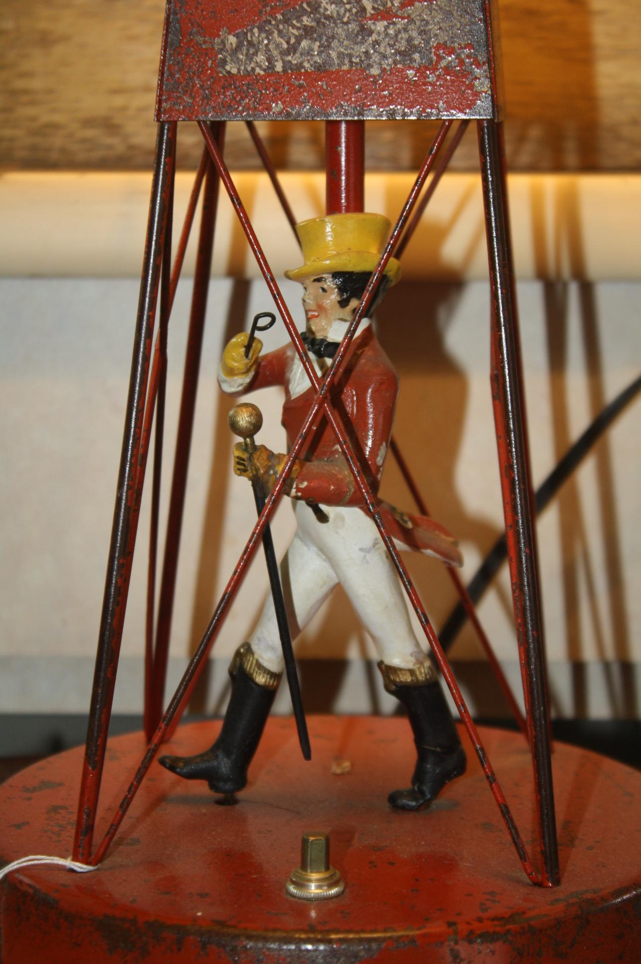 Weird Johnny Walker Nautical Bar Lamp For Sale Antiques