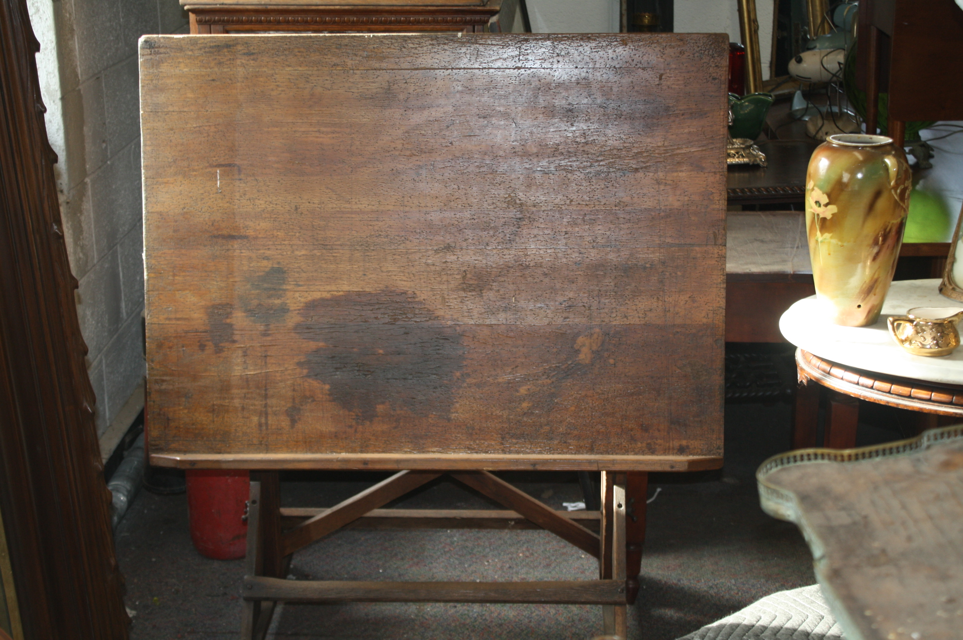 Antique Drafting Table For Sale Antique Drafting Table