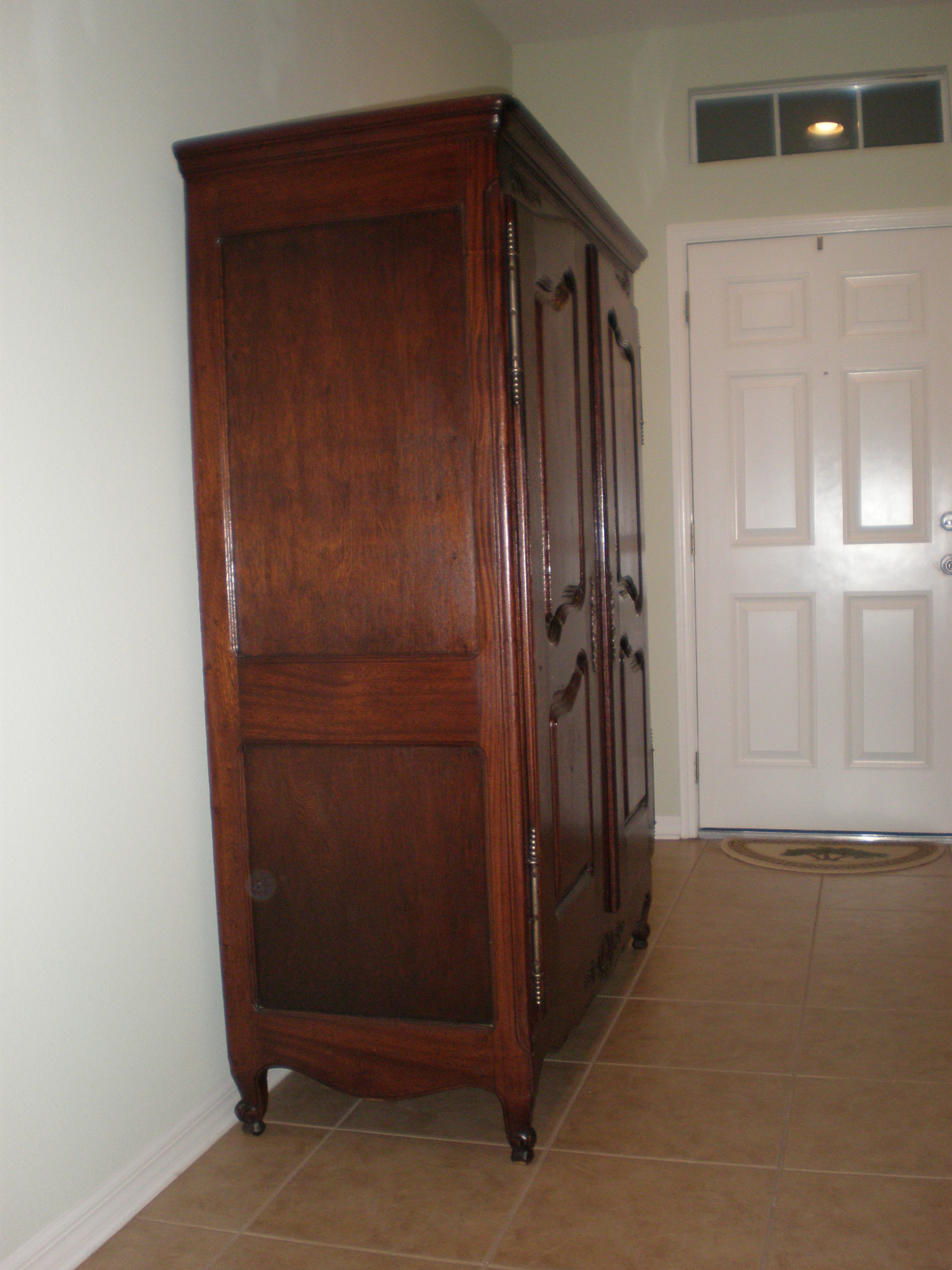 Beautiful Antique Armoire Looking For A New Home! For Sale ...