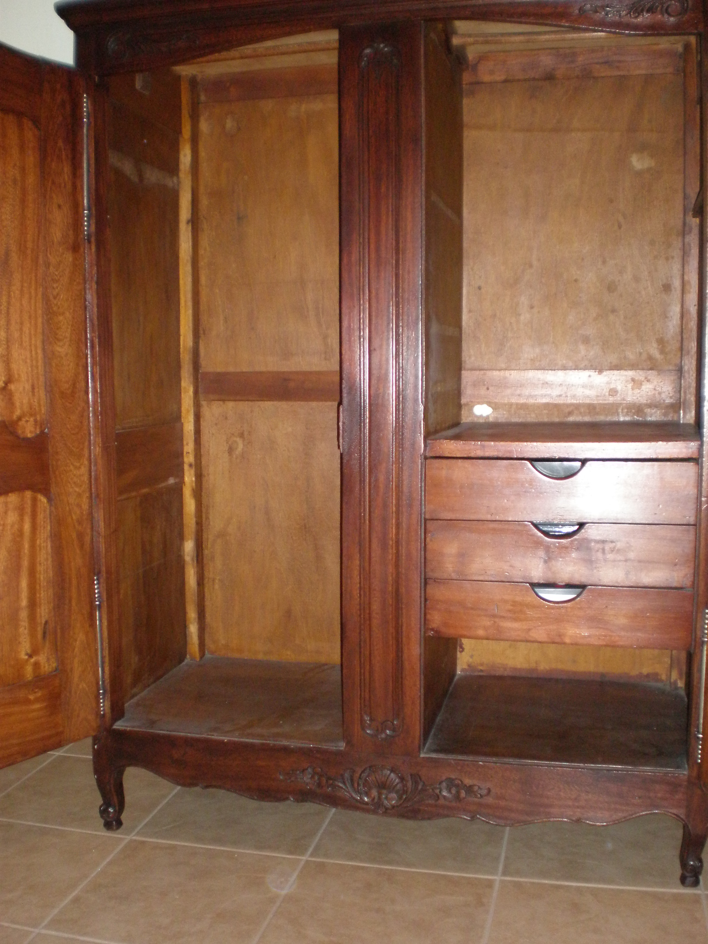 Beautiful Antique Armoire Looking For A New Home For Sale Classifieds