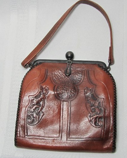 For Sale is a lovely Arts and Crafts purse manufactured by The J.E. Mergott  Company of New York and was more commonly known as Jemco. c9a215478e