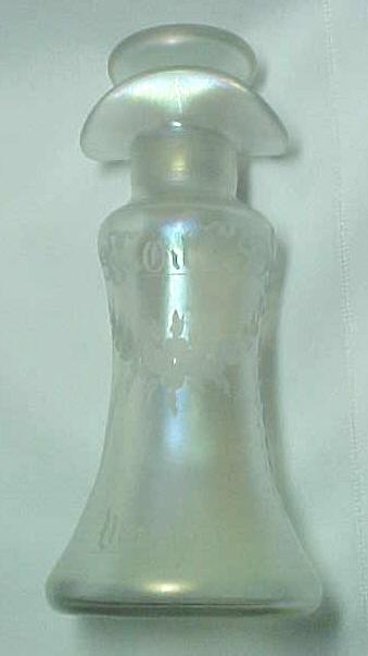 Frederick Motor Company >> Steuben, Verre de Soie, Hawkes Engraved Oil Vinegar Cruet ...
