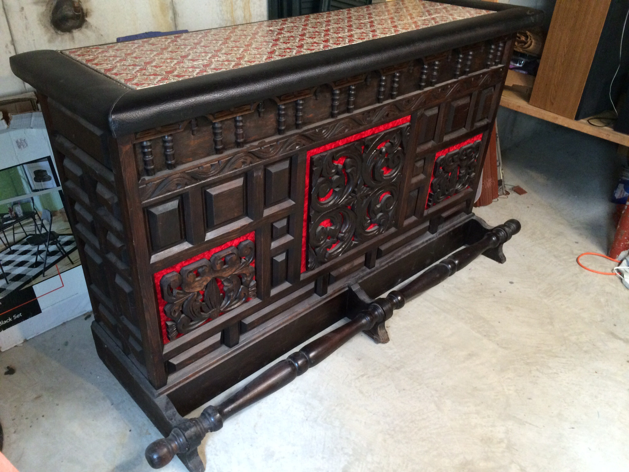 Home antique bar for sale classifieds for Home furniture for sale