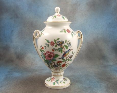 Aynsley Pembroke Lidded Vase Urn B For Sale Antiques Classifieds