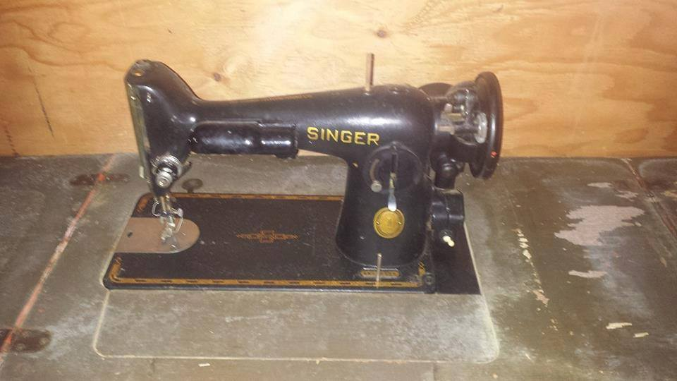 Singer Model 45223 Simanco Sewing Machine For Sale Antiques Com