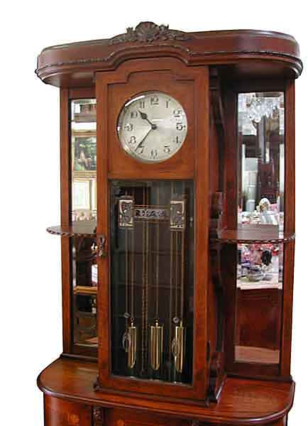 enlarge photo - Grandfather Clocks