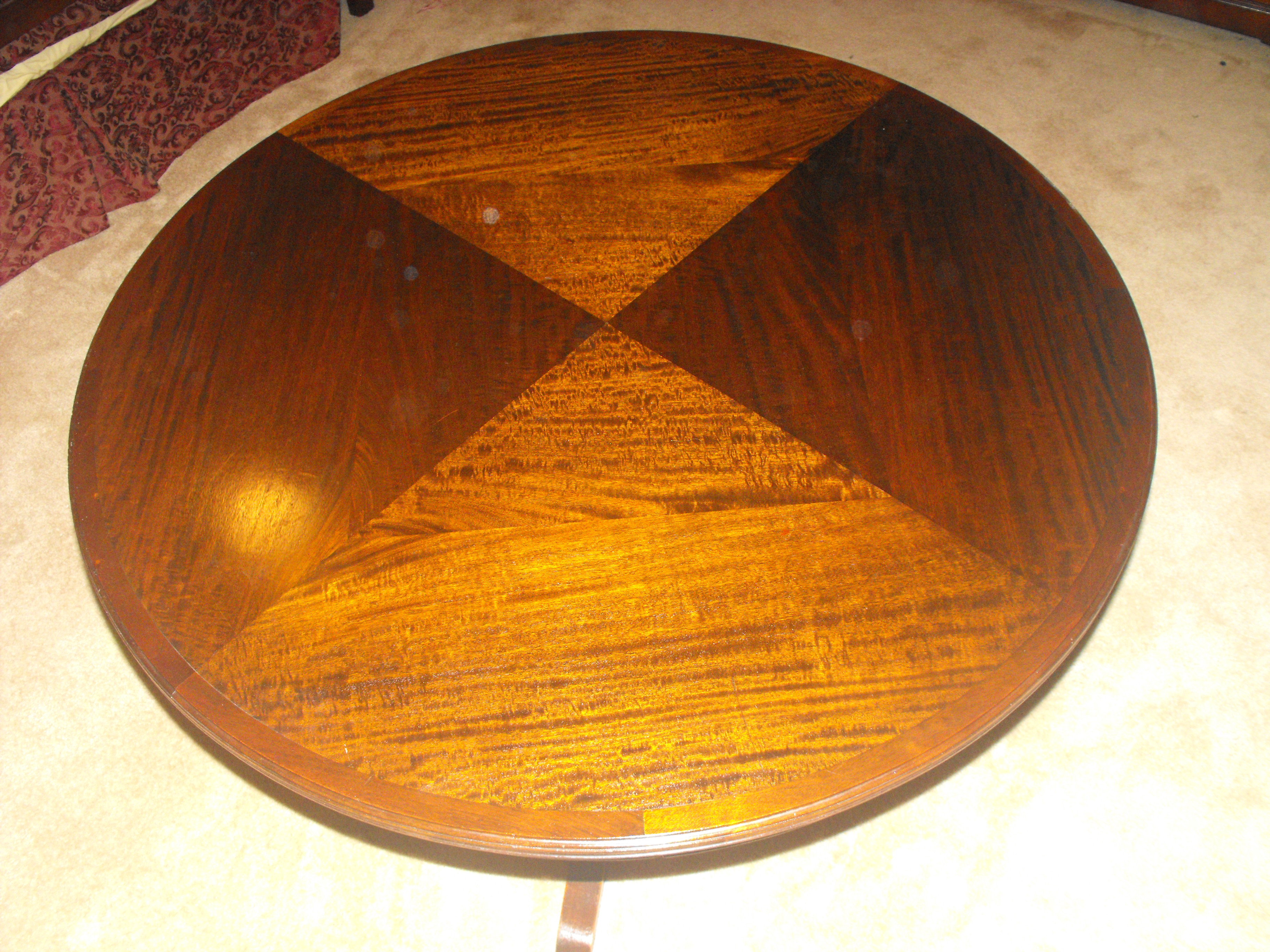 Antique poker table for sale