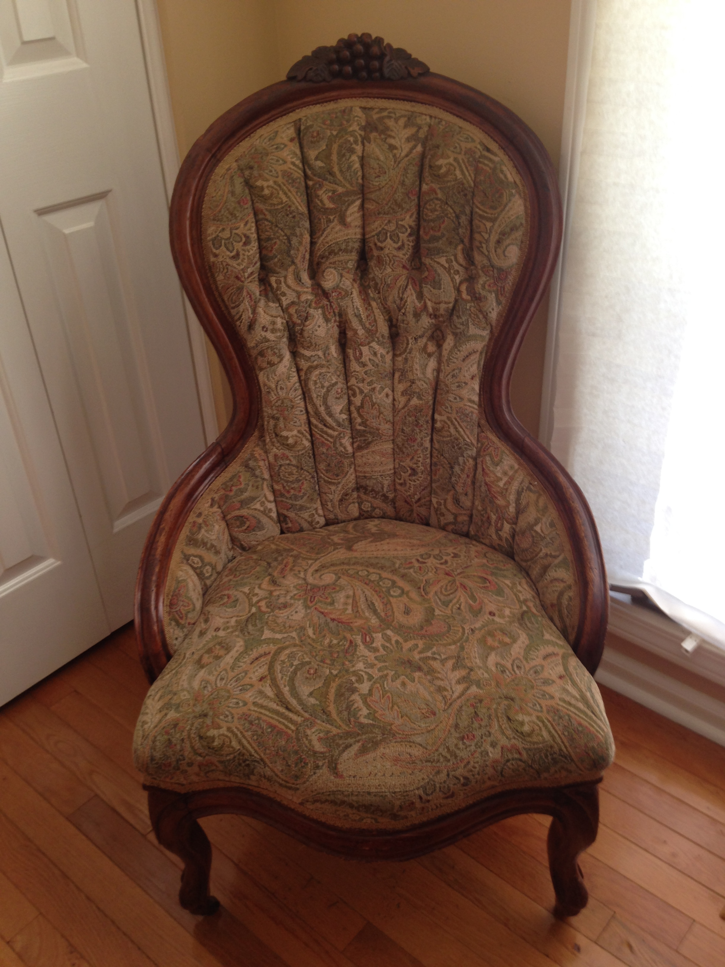 Victorian Settee Sofa And Chair For Sale Classifieds